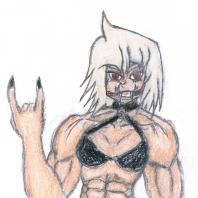 """Metal! """"Talk About It"""" by Kesha"""