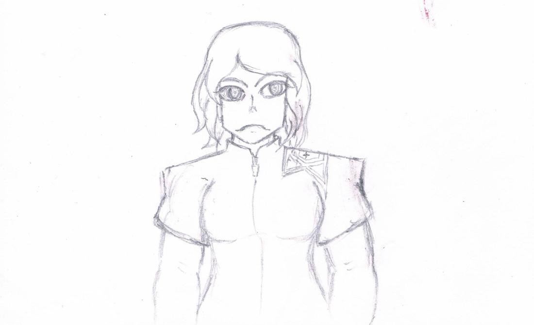 Natasha sketch